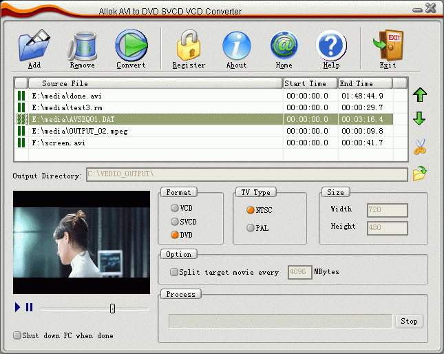 RMVB AVI TO CRACK MPEG CONVERTER DVD RM ALLOK TÉLÉCHARGER