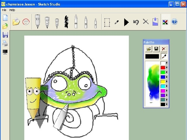 Microsoft software drawing software Sketch software for windows