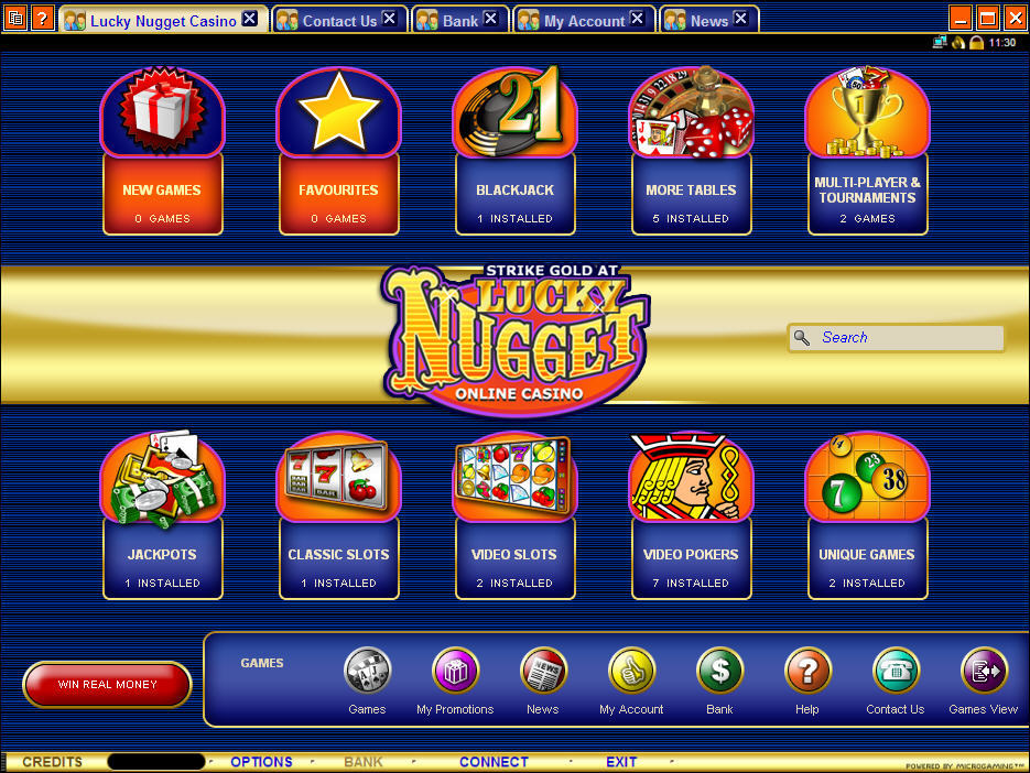 Casino flash lucky nugget using maths in gambling