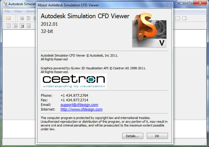Autodesk Simulation CFD Viewer